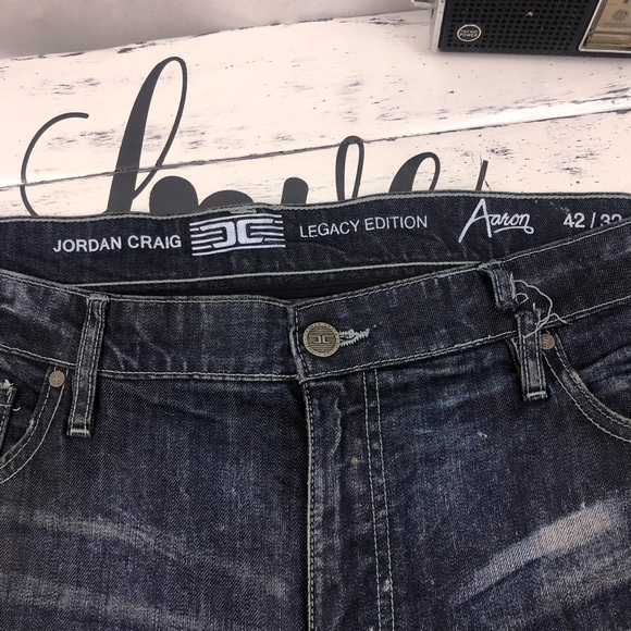 Jordan Craig Legacy Edition Super Stretch Aaron Jeans